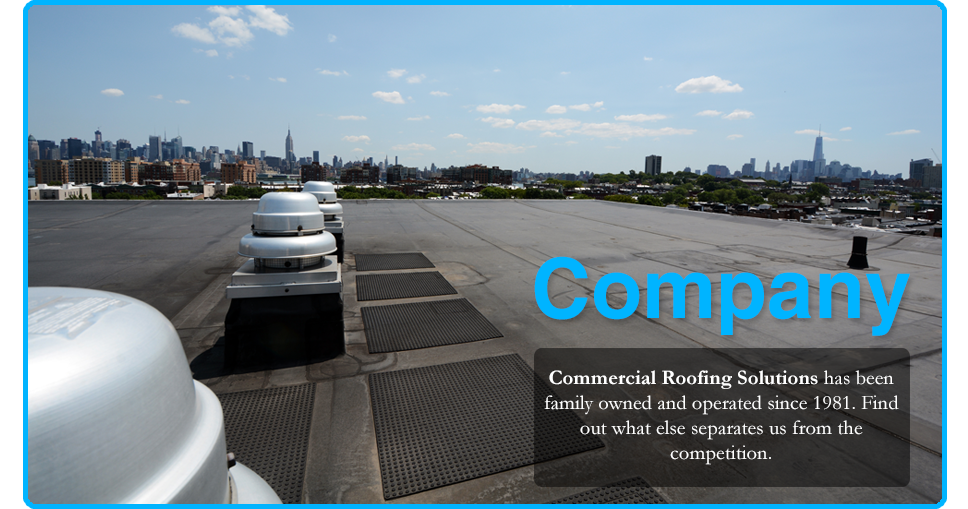 Commercial Roofing Solutions Long Island New York Company